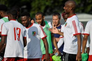 Diables rouges du Congo-Brazzaville