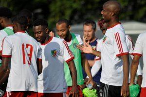 Diables rouges du Congo-Brazzaville