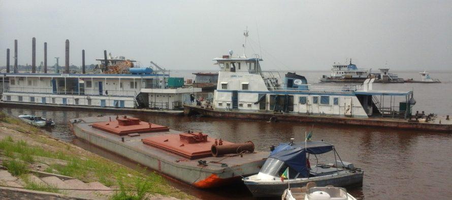Congo : le port de Brazzaville et ports secondaires sur une mauvaise pente