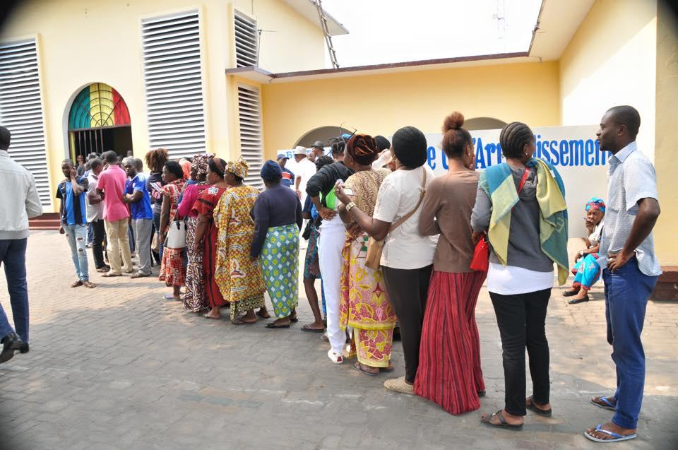Congo Législatives 2017