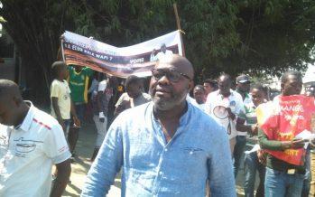 """Congo – Législatives 2017 : Vievient Manangou lance sa campagne """"Le peuple de Tié-Tié est là, le reste compte peu"""""""