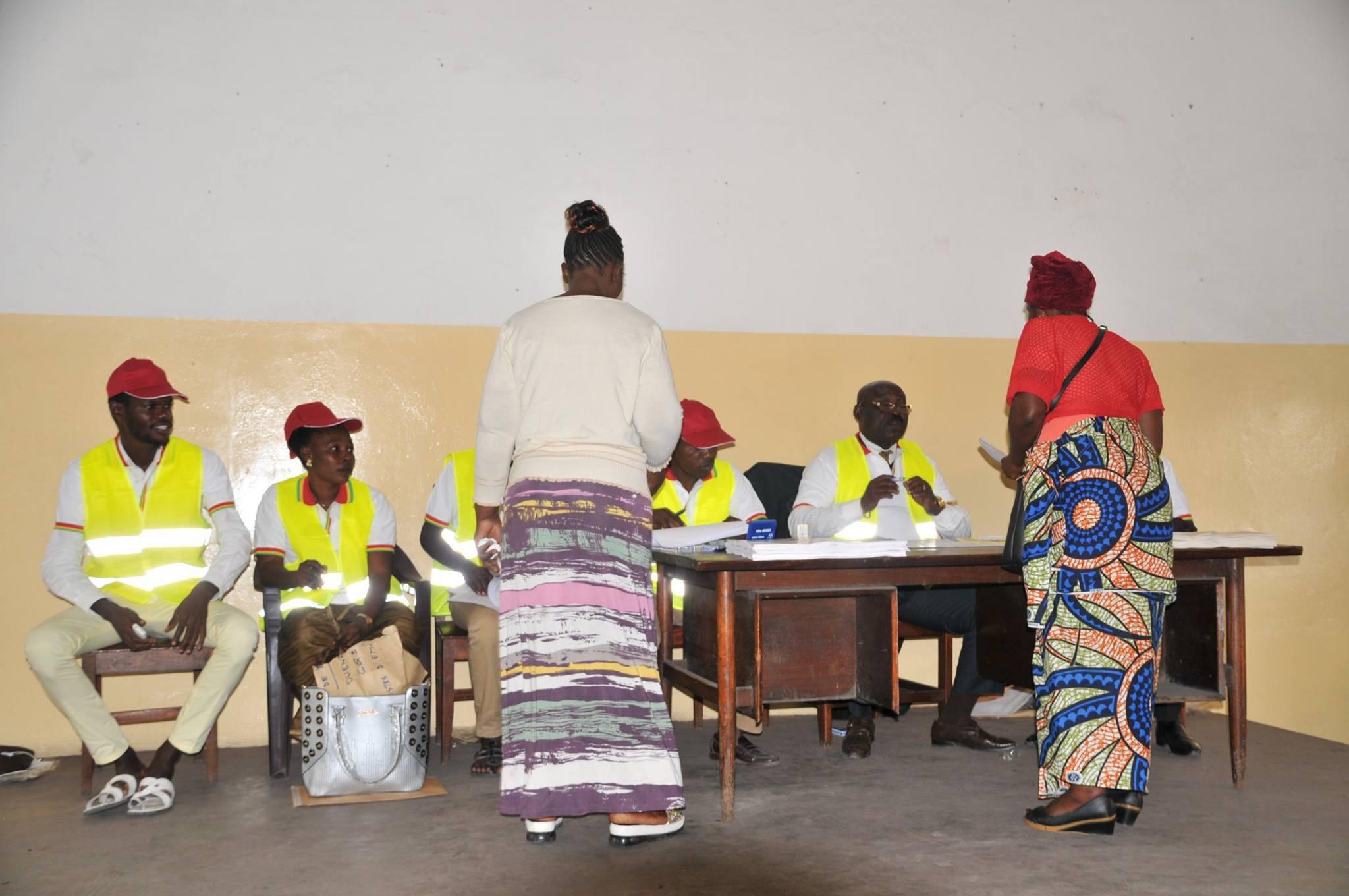 Elections au Congo-Brazzaville