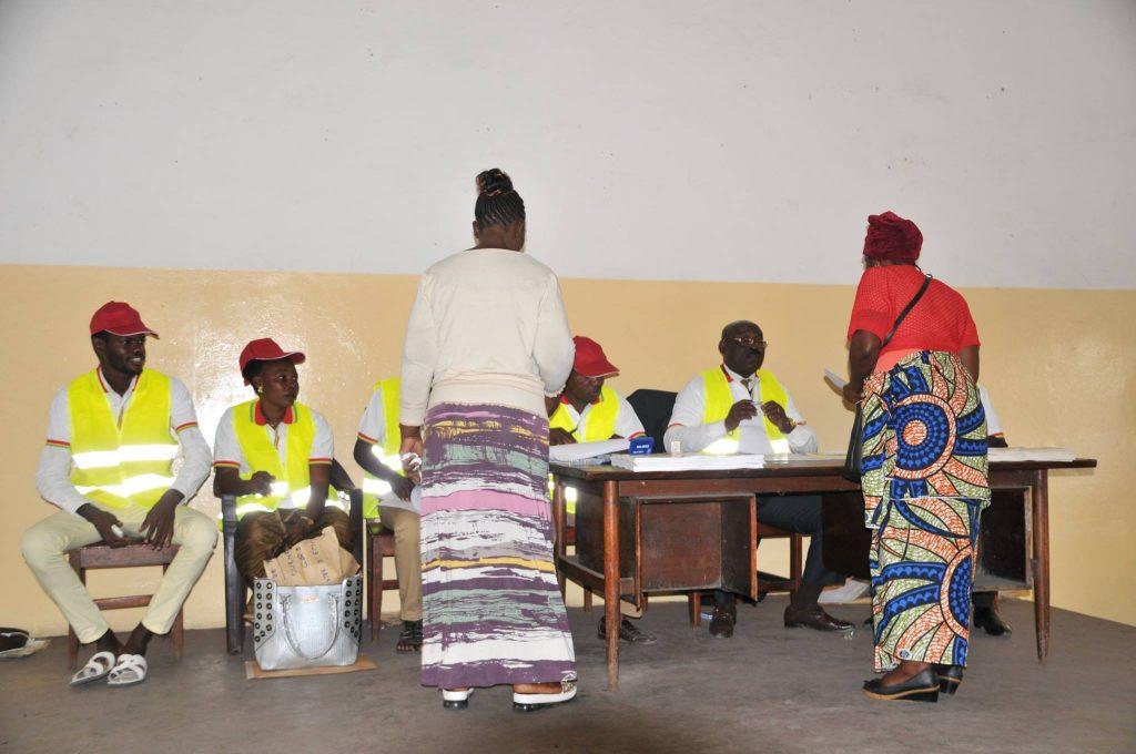 élections législatives et locales au Congo