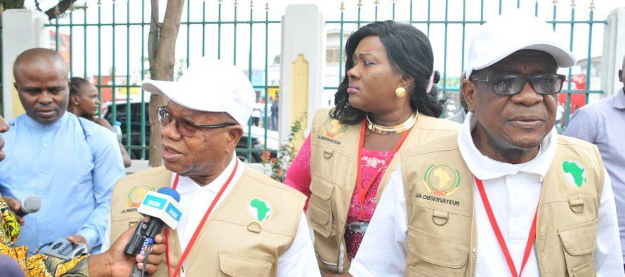 Congo – Législatives 2017 : la mission d'observation de l'UA exhorte les acteurs politiques au dialogue