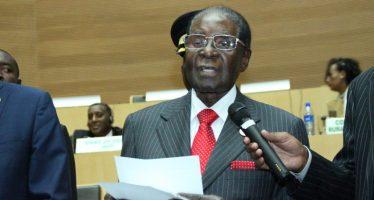 Zimbabwe: Mugabe donne un million de dollars à l'Union Africaine