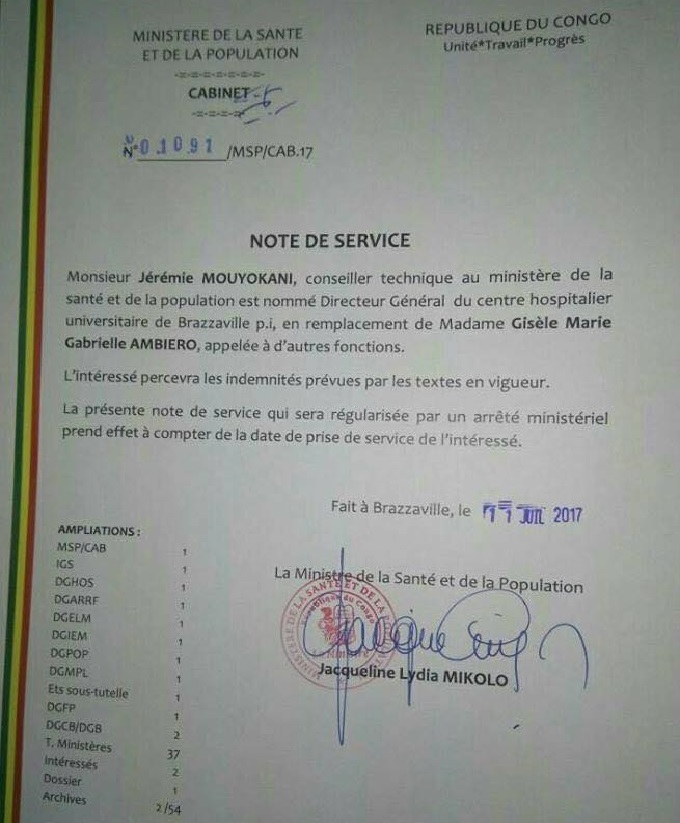"""Méli-mélo administratif. L'intérimaire remplace la titulaire """"suspendue"""", appelée à d'autres fonctions"""