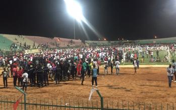 Sénégal: un mouvement de foule fait huit morts dans un stade à Dakar