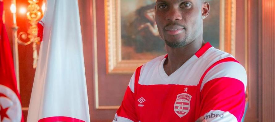Tunisie : Fabrice Ondama rejoint le Club Africain