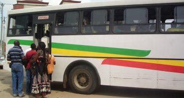 Brazzaville : le personnel de la Société de transport public urbain (STPU) en grève