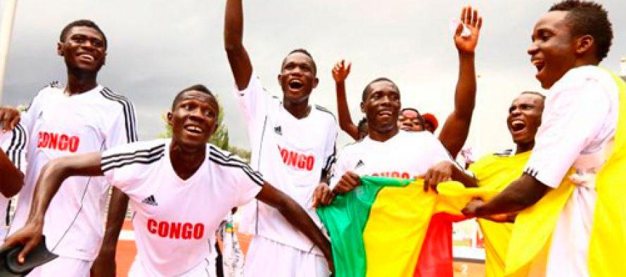Jeux de la Francophonie 2017 – Football: Le Congo atomise le Niger (4-1) dans la poule B