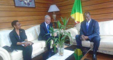 Les Etats-Unis disposés à soutenir le Congo dans la diversification économique