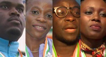 8es Jeux de la Francophonie : le Congo fait sa meilleure moisson
