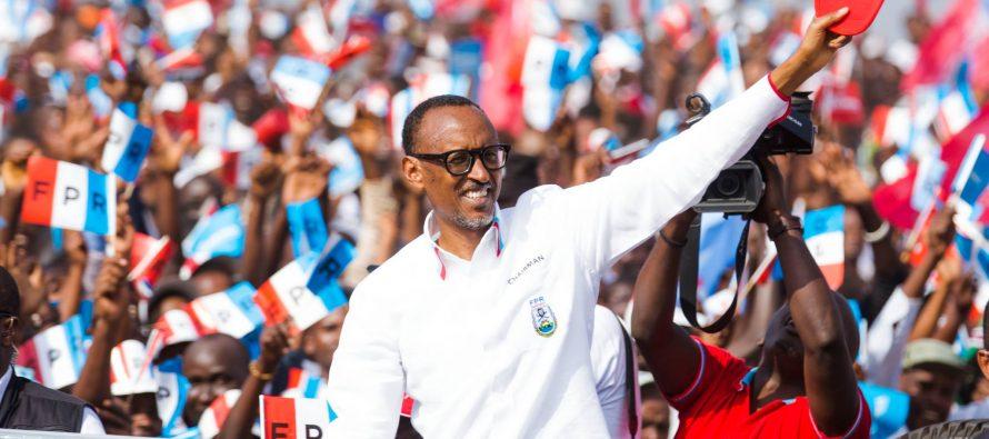 Rwanda: Paul Kagame réélu président avec près de 98% des voix