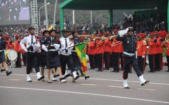Indépendance du Congo : un défilé militaire et civil sous le signe du devoir et du sacrifice