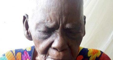 Congo :  A 115 ans, la vieille Mondzé garde intactes ses facultés intellectuelles