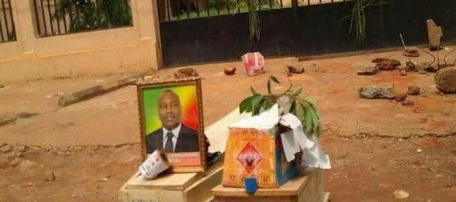 Congo – Dolisie : Le départ du maire sortant salué par une plaisanterie macabre