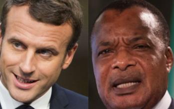 On en parle : la conversation Macron – Sassou Nguesso par téléphone