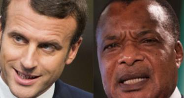 On en parle : la conversation Macron – Sassou Nguesso par tAi??lAi??phone