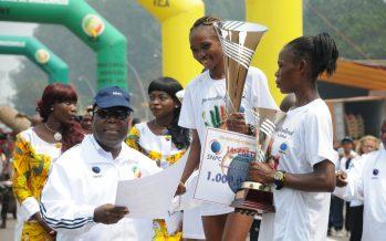 14ème édition du SMIB-Brazzaville 2017 : Le Kenya sur la plus haute marche de podium en version féminine