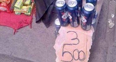 Congo:  La traite de la bière bat son plein