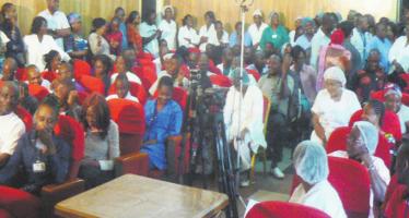 Congo : L'intersyndicale du CHU soupçonnée de corruption par les travailleurs