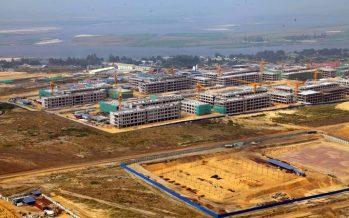 L'Université Denis Sassou Nguesso de Kintélé menacée par les érosions