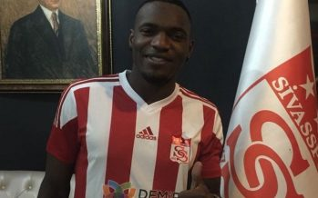 Football – Transferts : Thievy Bifouma quitte Osmanlispor pour Sivasspor