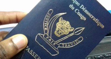 RDC : Les passeports semi-biométriques invalides à partir du 16 octobre – (officiel)