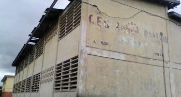 Mvou-Mvou : le CEG Antoine-Banthoud en état de délabrement