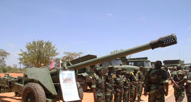 armée angolaise
