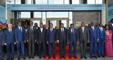 Cinq chefs d'Etat à Brazzaville pour faire le point sur l'évolution de la situation politique dans la région des grands Lacs