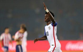VIDÉO – Mondial-U17: le fils de George Weah signe un triplé et envoie les USA en 1/4 de finale