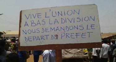 Congo : Les populations de Mayoko demandent le départ du sous-préfet