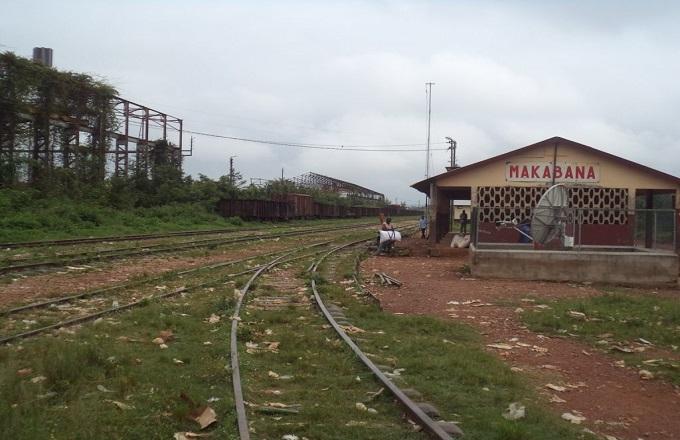 gare de Makabana