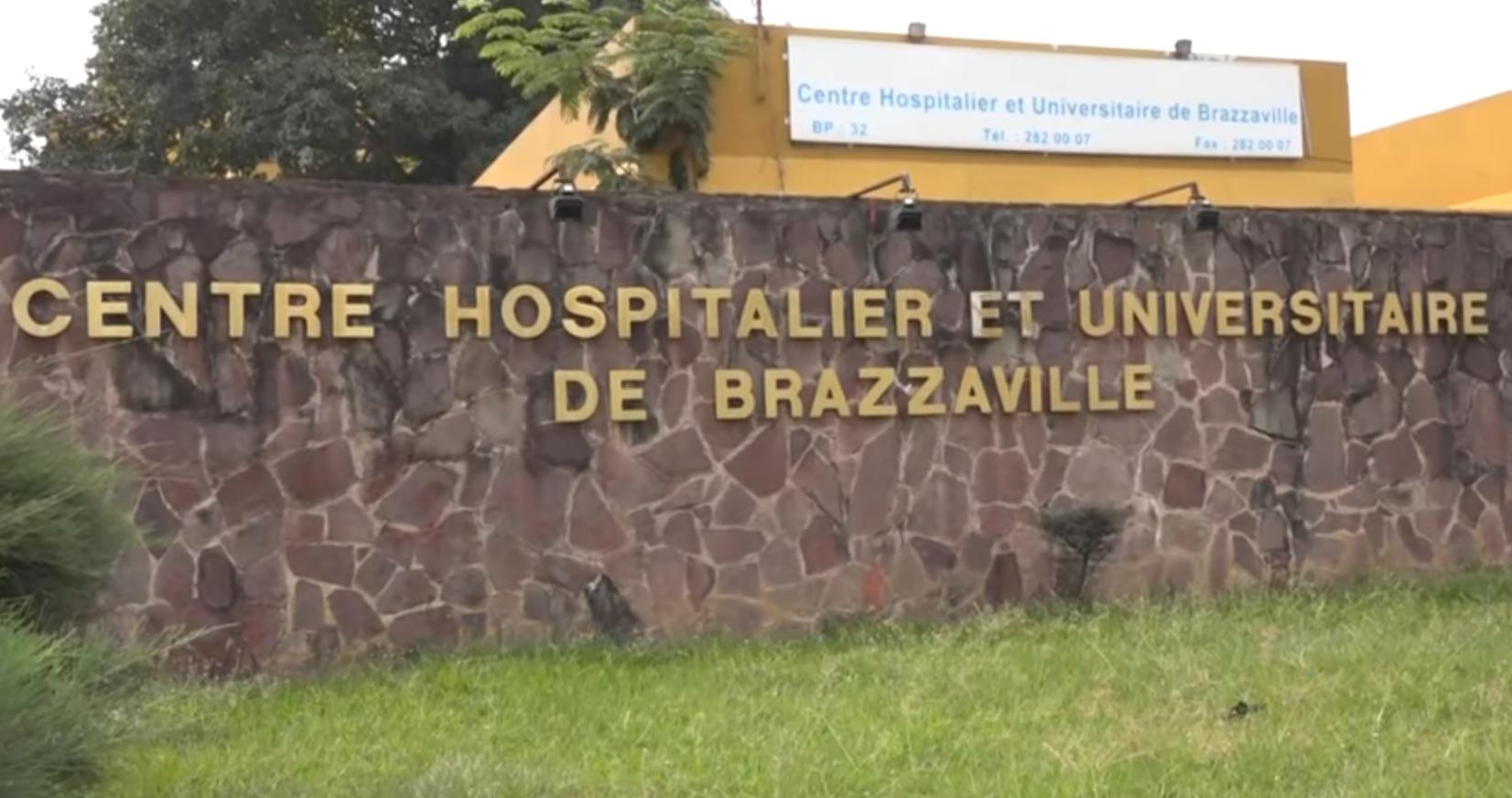 CHU de Brazzaville au Congo