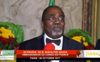 Rodolphe Adada annonce un grand forum pour «résoudre les problèmes de la diaspora» en France
