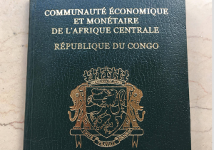 passeport congolais (Congo Brazzaville)