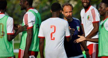 Football: La liste du Congo avec Bifouma contre l'Ouganda et le Bénin