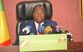 Le Premier ministre Clément Mouamba à la presse : «Nous avons besoin du FMI pour sortir le pays de la situation actuelle»
