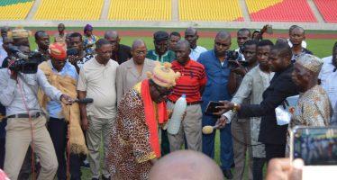 Congo : Les gris-gris seraient à l'origine des défaites des Diables Rouges au complexe sportif de Kintélé