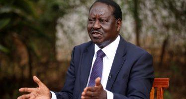 Kenya : Raila Odinga annonce son retrait de la présidentielle du 26 octobre
