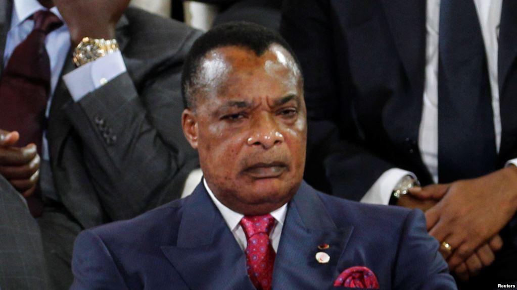 congo Le président Sassou Nguesso