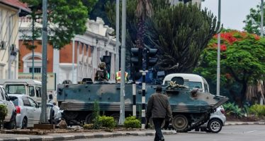 Zimbabwe: l'armée contrôle les rues pour éliminer des «criminels» proches de Mugabe