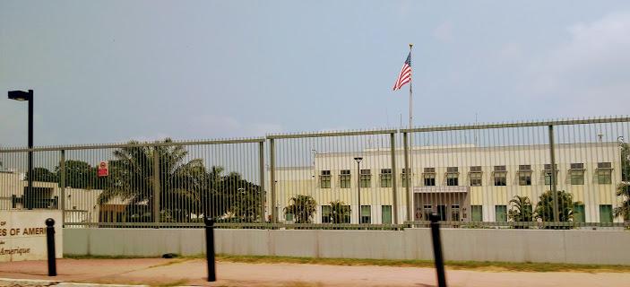 L'ambassade des Etats-Unis en République du Congo