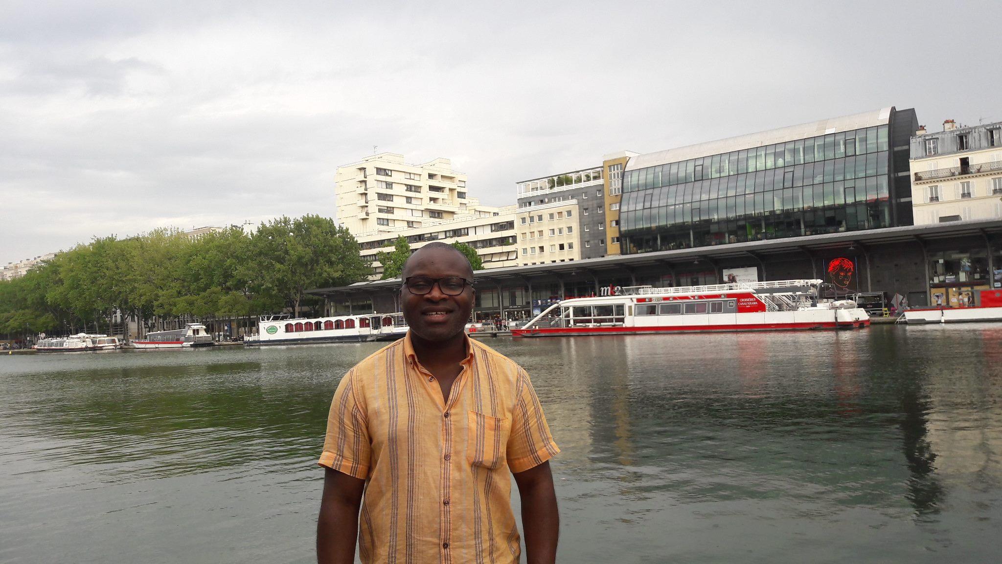 L'opposant congolais Roland Levy Nitou, résidant en France