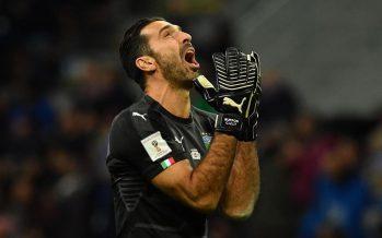 Mondial 2018: éliminée par la Suède, l'Italie ne participera pas à une Coupe du monde pour la première fois depuis 1958
