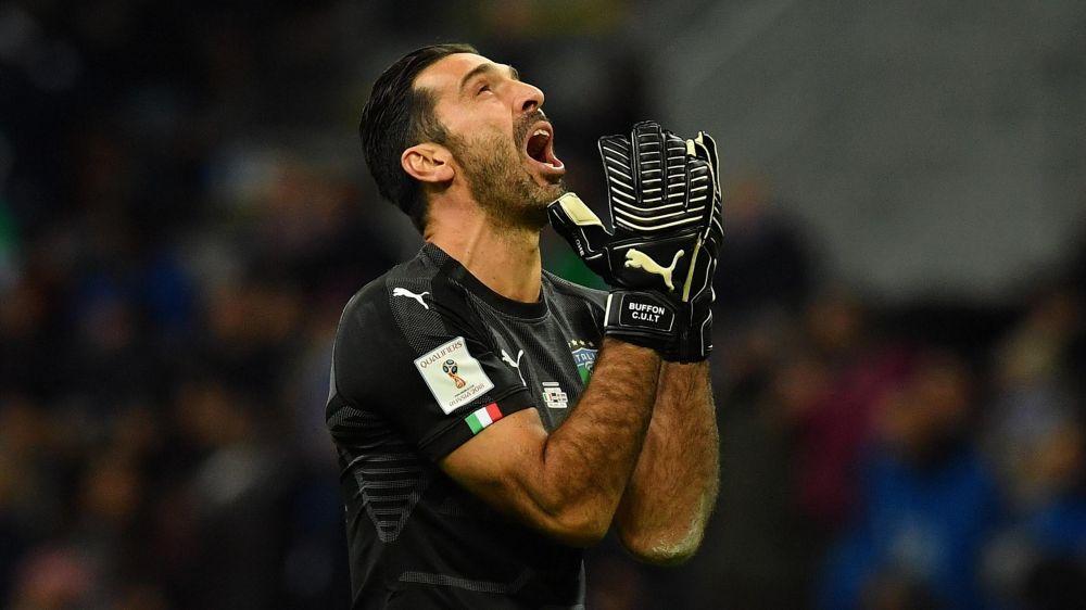 Buffon n'ira pas au Mondial
