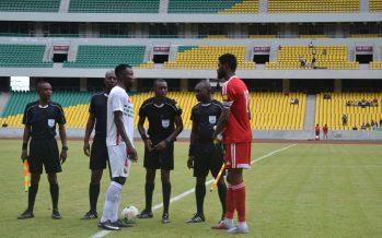 En Images – Amical : match nul entre le Congo et le Bénin