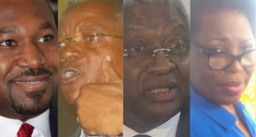 Congo : Kiki-Bouya-JD Okemba-Tsaty Mabiala-Munari : «des éléphants en position d'attaque» ?