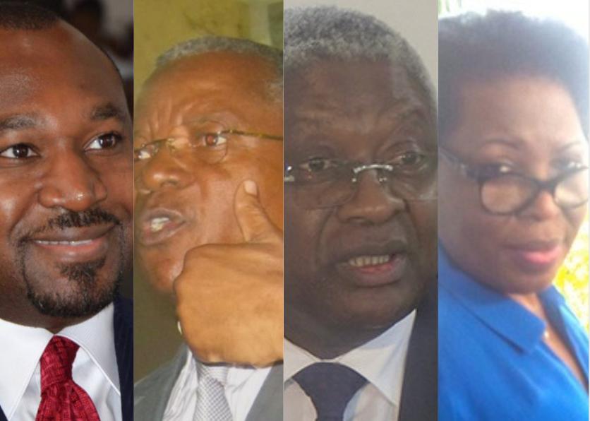 "Kiki-Bouya-JD Okemba-Tsaty Mabiala-Munari : ""des éléphants en position d'attaque"" ?"